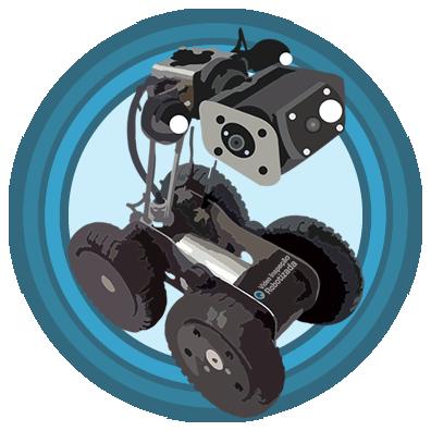 Robô de Inspeção V.I.R 03